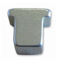 T shaped neodymium magnet