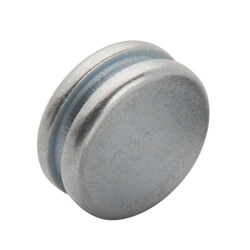 custom round T shaped magnet