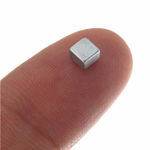 micro cube neodymium magnet