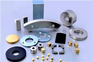 permanent magnet coating