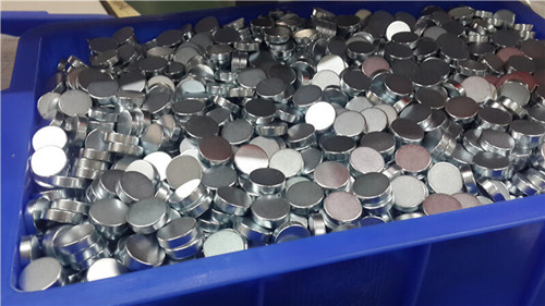 disc round magnets
